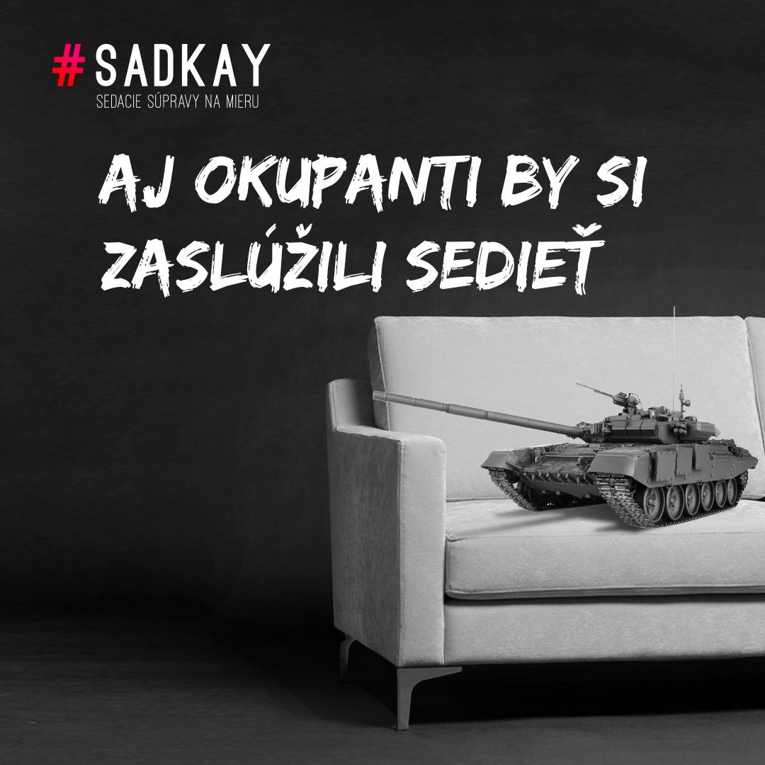 Aj okupanti by si zaslúžili sedieť | Autentik.sk
