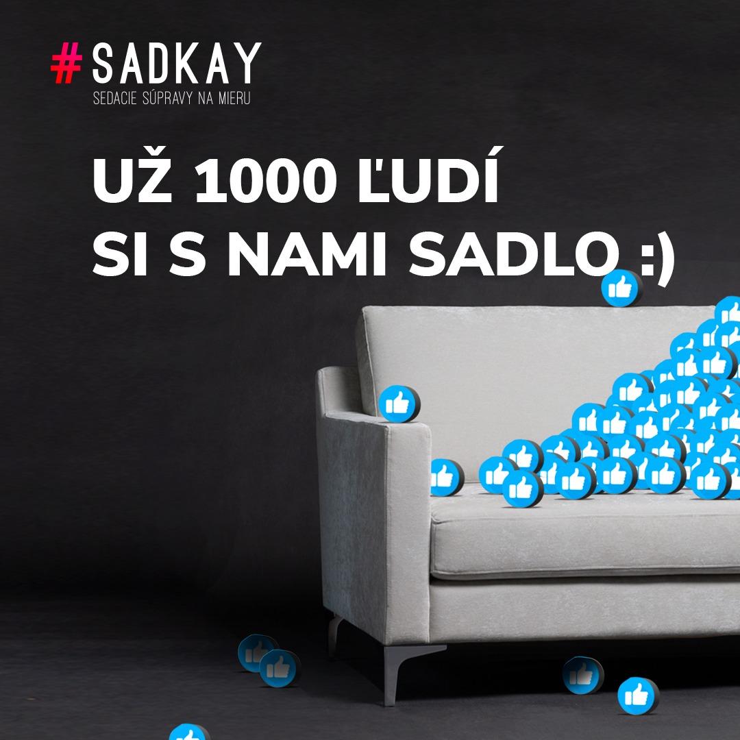 Sadkay získal 1000 fans na Facebooku za týždeň | Autentik